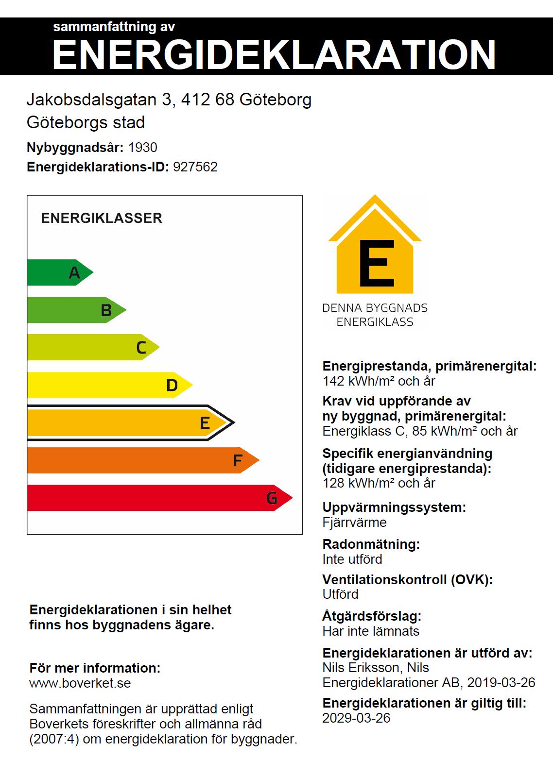radonmätning krav